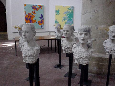 Skulptur: sich ein Bild machen